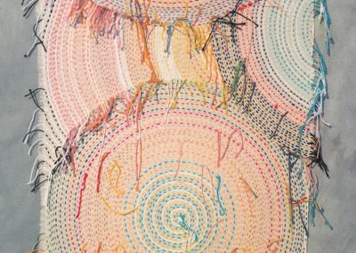 Ellen Crocker Back of 18,361 Stitches of 25 Million