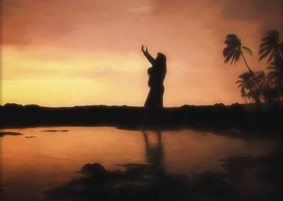 Sunset hula 042adj