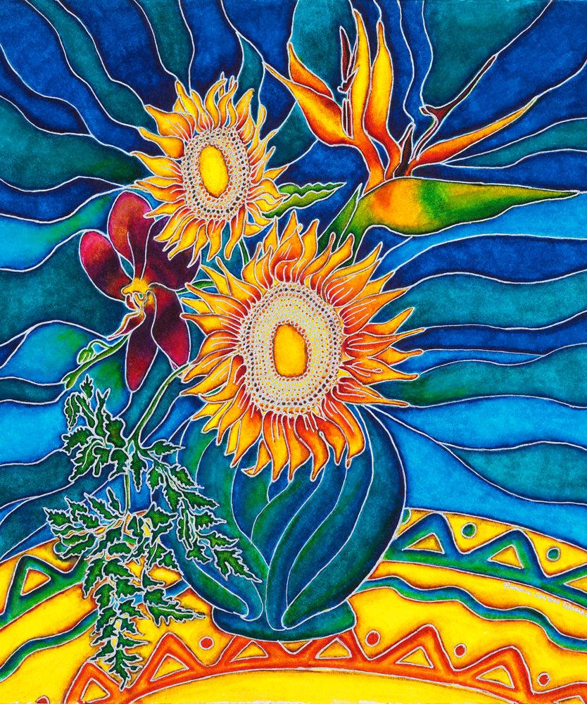 pamela-sunflowers