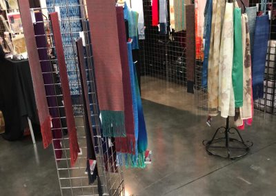 Kim Thompson, recent exhibit at Portland, Or Convention Center, 2019
