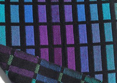 Kim Thompson - woven Windows Double Weave 2018