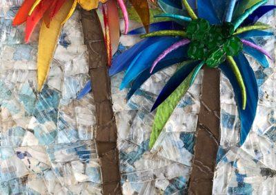 Michele Iacobucci Fanciful Palms 2019
