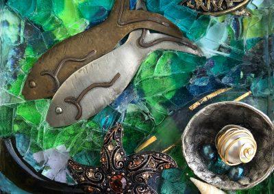 Michele Iacobucci Treasures Under the Sea 2019