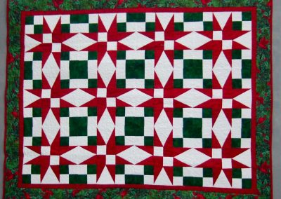 Catherine Wynne Christmas Quilt 2020