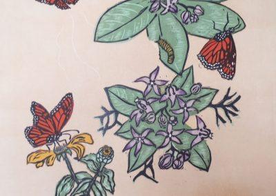 Andrea Pro- Monarchs Love Pua Kalaunu 2019